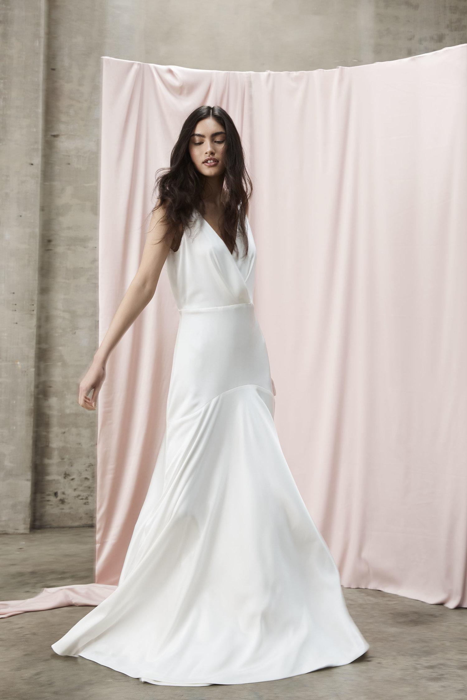 Prea James Asta Wedding Dress