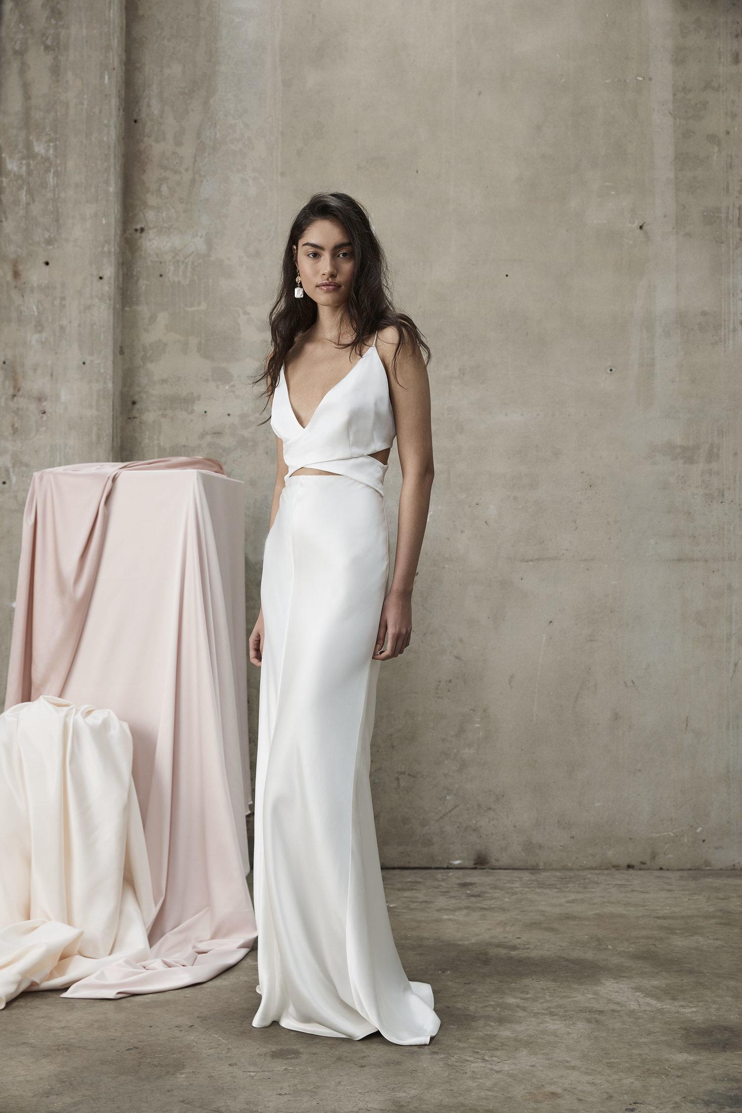Prea James Tyler Wedding Dress
