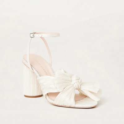 white-high-heel-open-toe-sandals-with-bow-bridal-shoe
