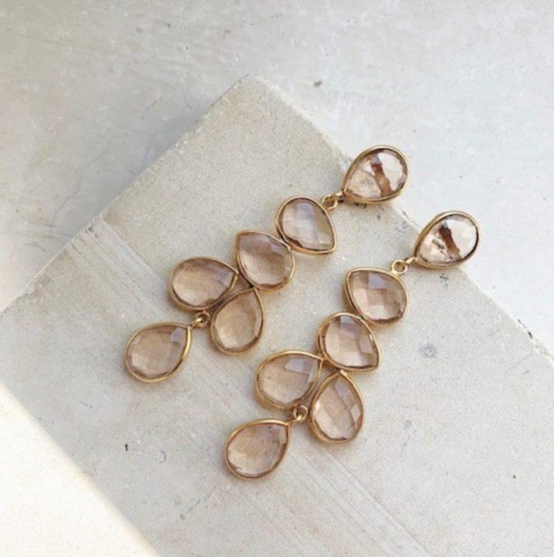 champagne-gold-drop-earrings