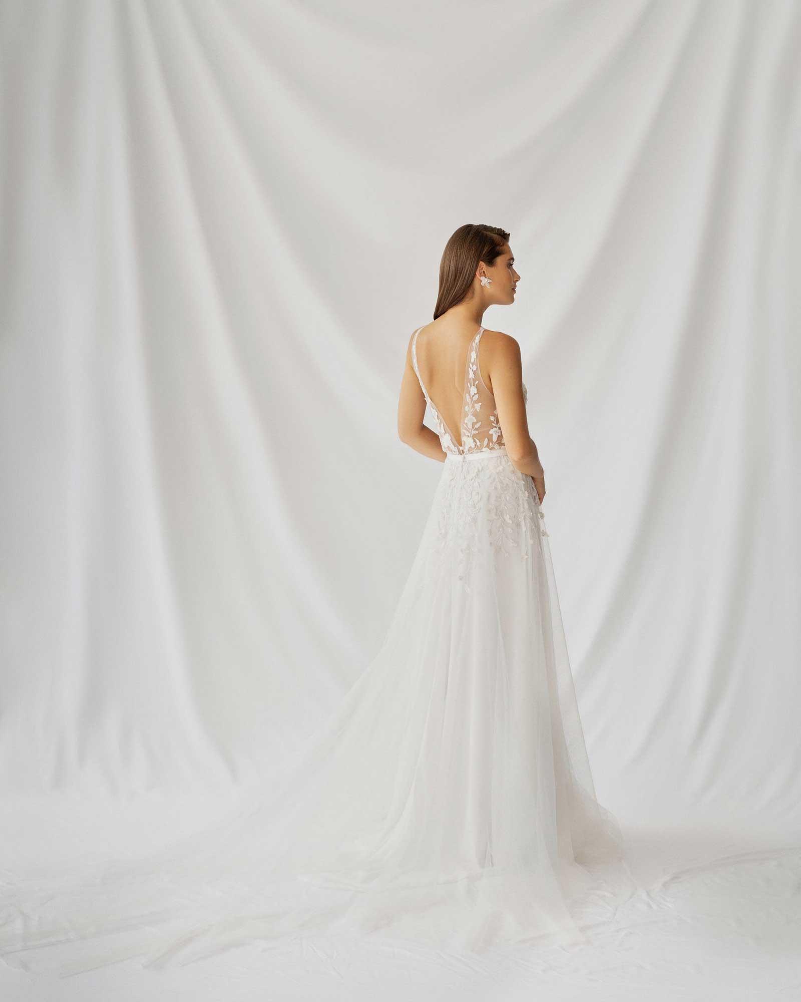 Alexandra Grecco Azalea Dress Back