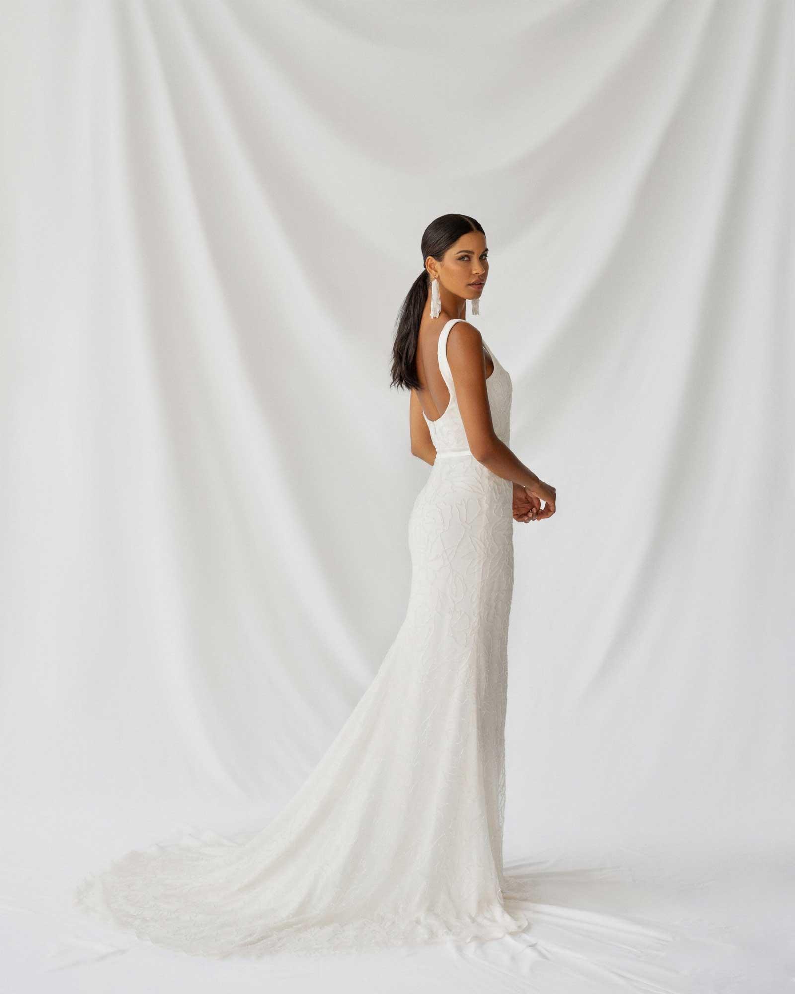Alexandra Grecco Aspen Simple Dress