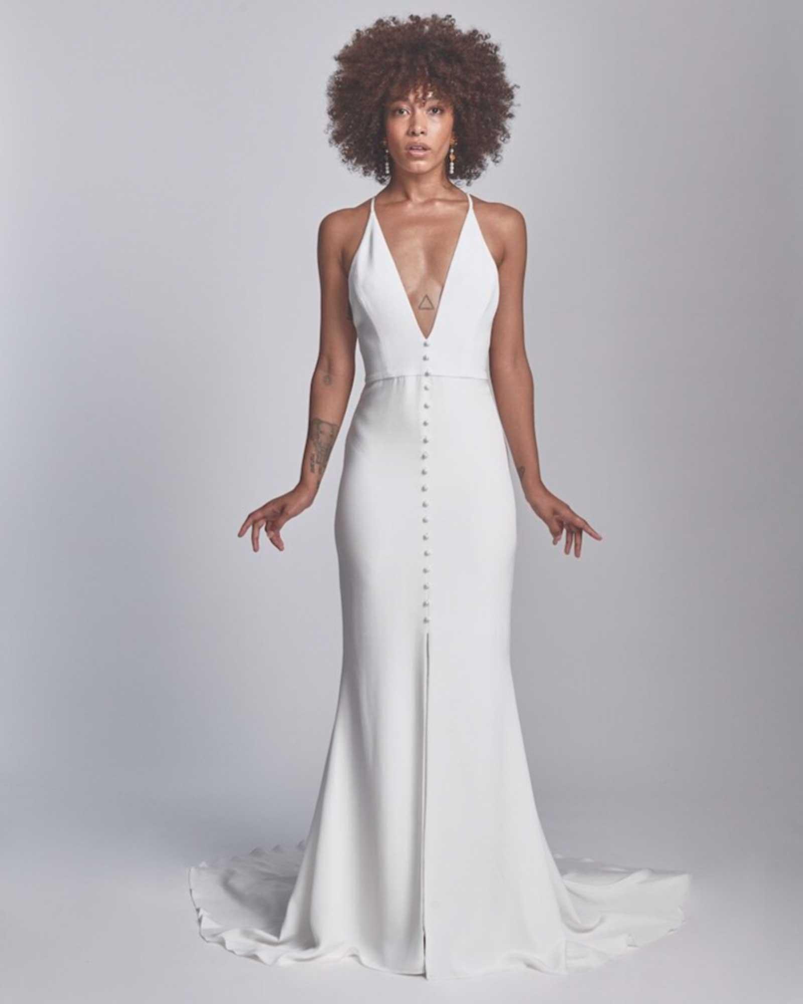 Alexandra Grecco Haven Silk Dress