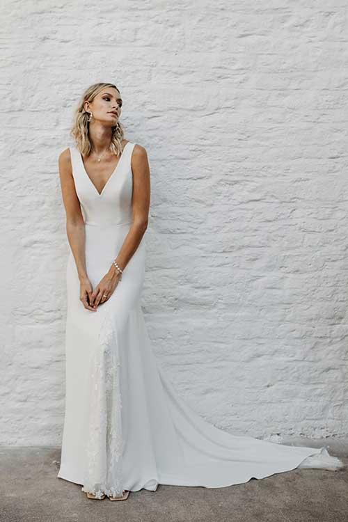 Love Story Bride Emmy Wedding Dress