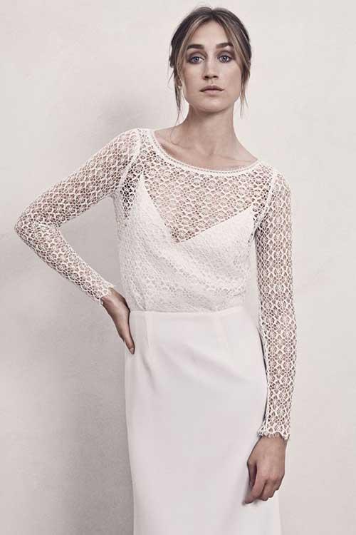 Maria Fekih Idunn Wedding Dress