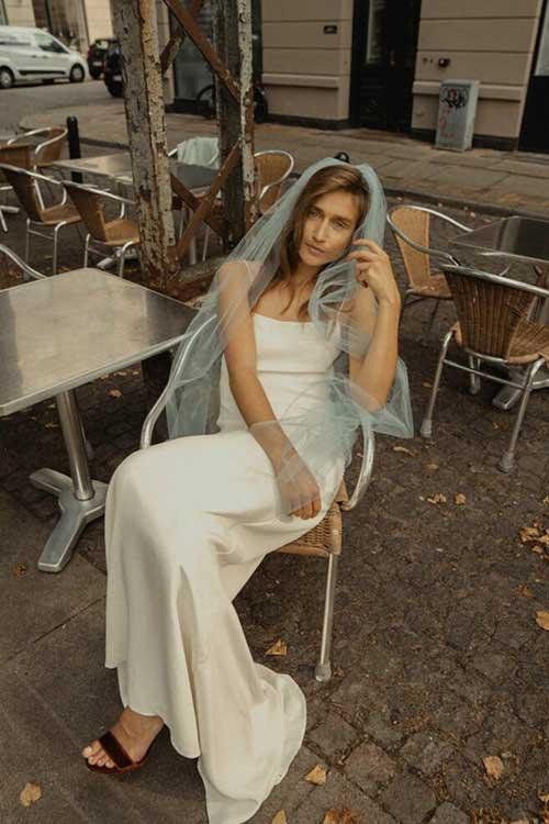 Maria Fekih Liv Wedding Dress