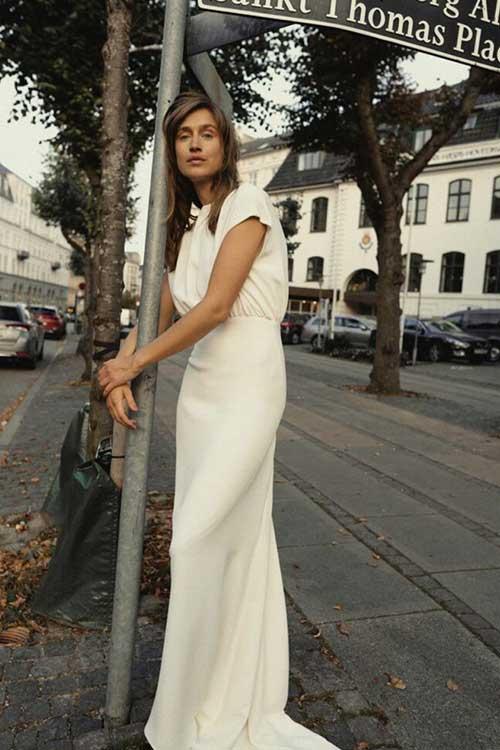 Maria Fekih Ramla Wedding Dress