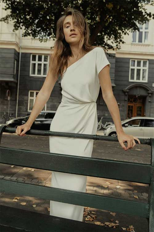 Maria Fekih SIW Wedding Dress