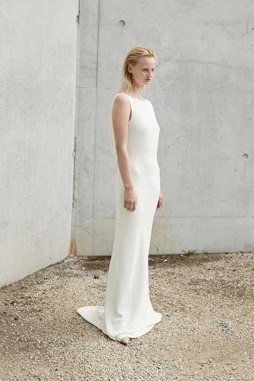 Maria Fekih Vionne Wedding Dress