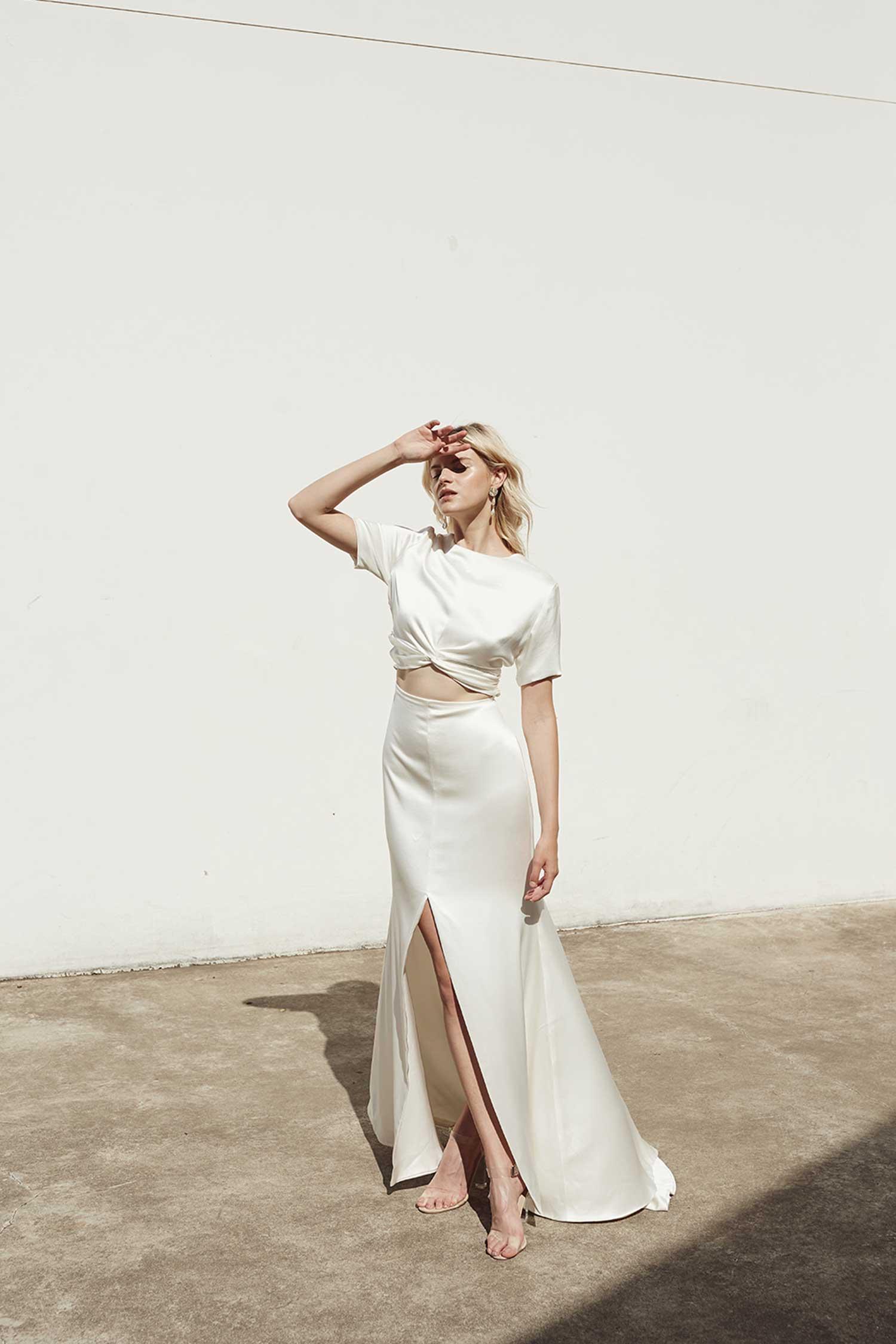 Prea James Cara Wedding Dress