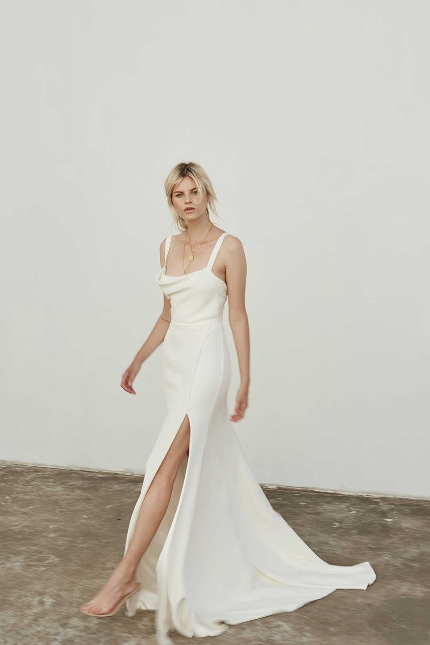 Prea James Mira Wedding Dress