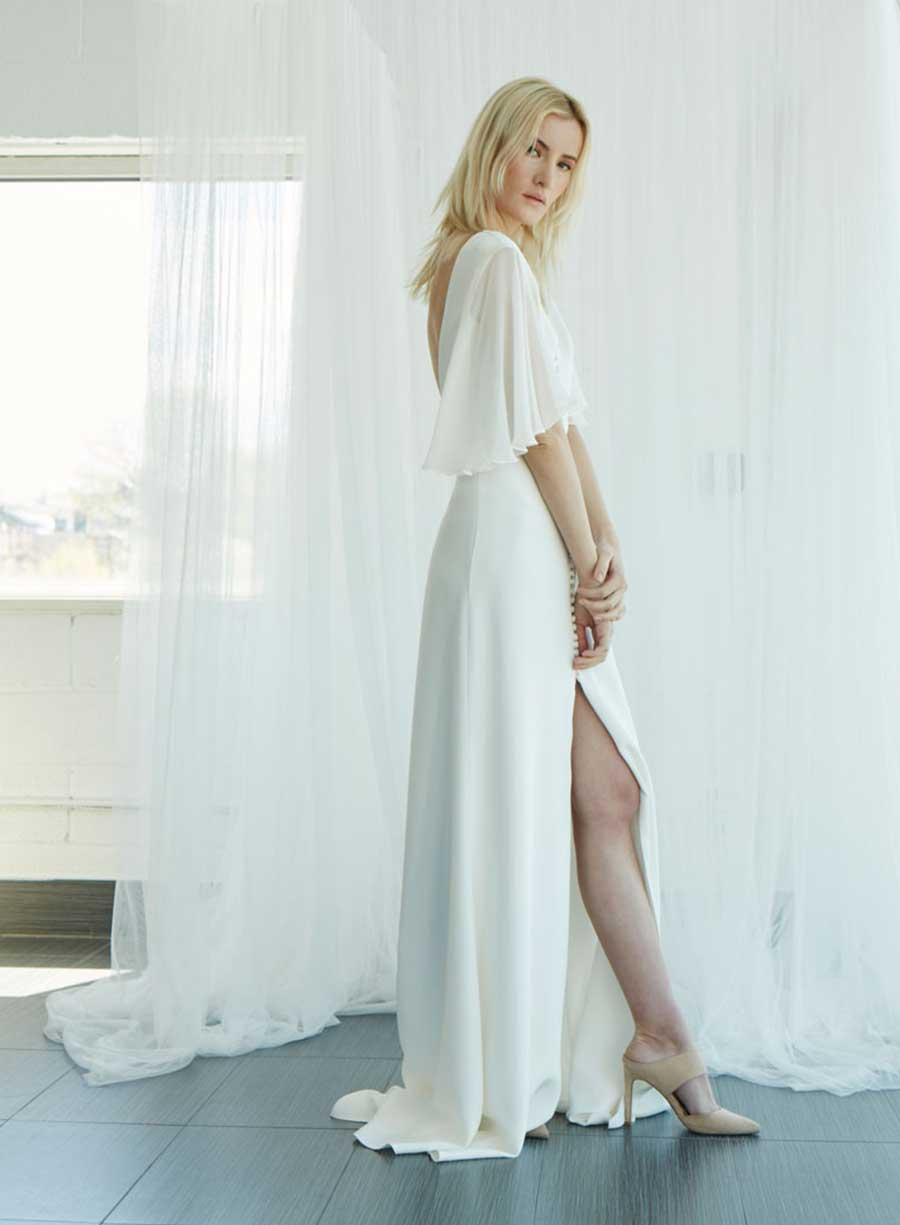 Tatyana Merenyuk Wedding Dress