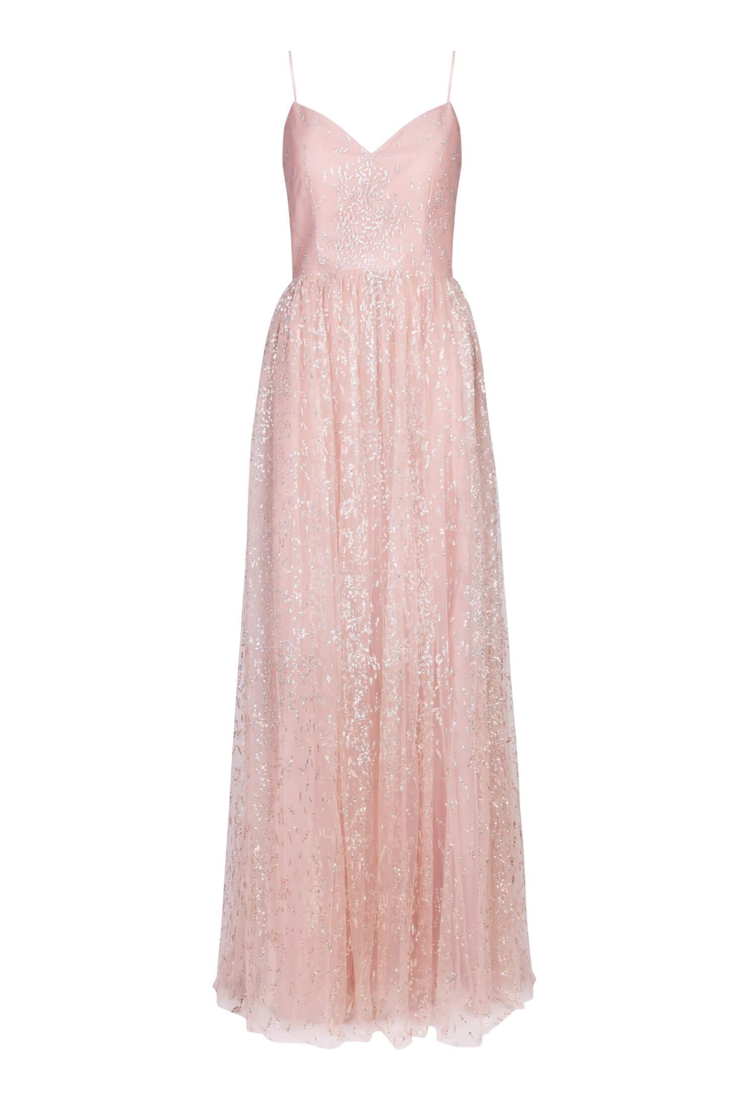 TH&H Bridesmaid Dress TH&H Bridesmaid Dress Blush