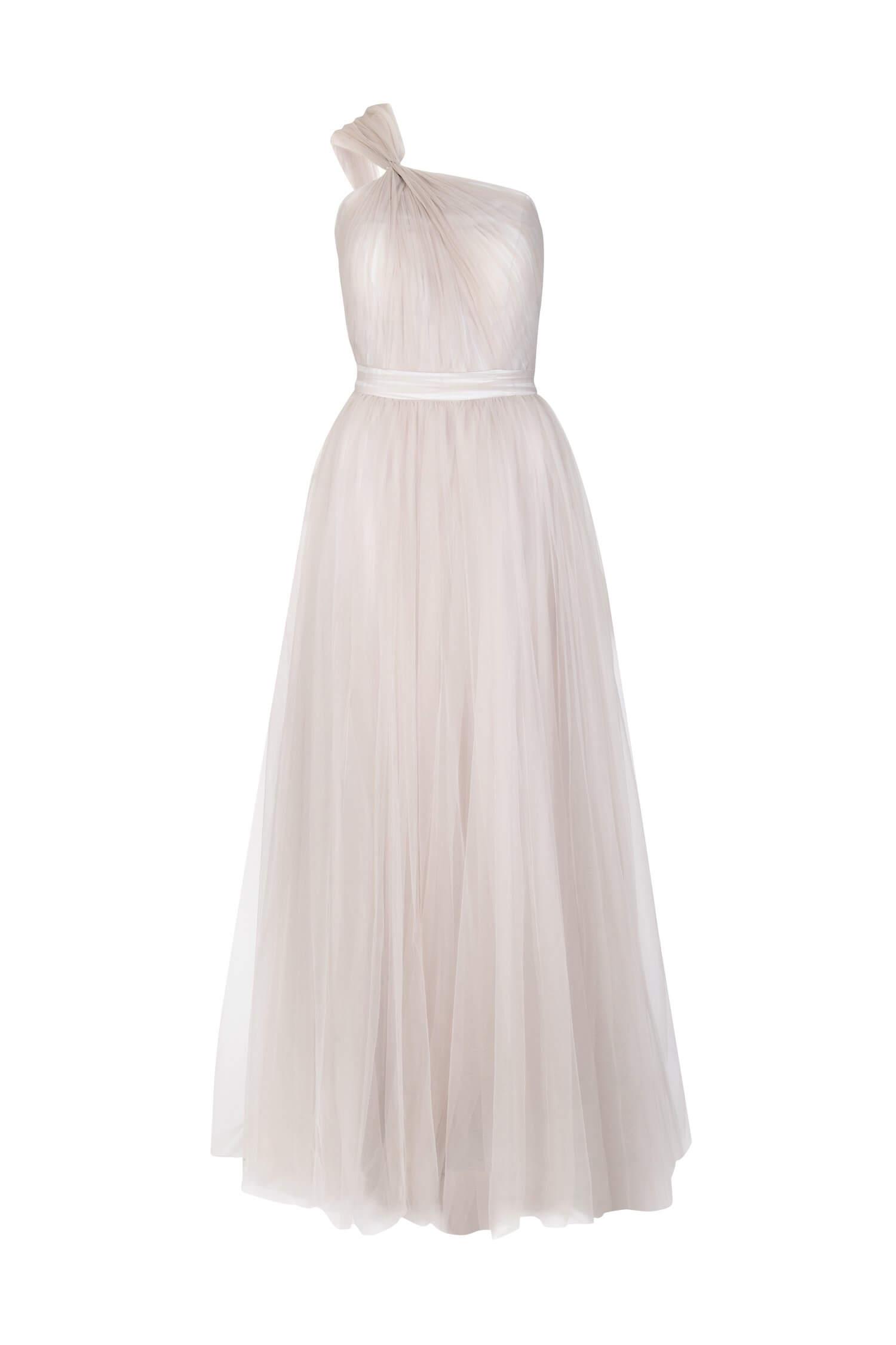 TH&H Luna Bridesmaid Dress TH&H Bridesmaid Dress Silver