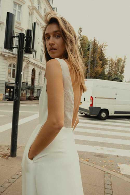 Maria Fekih Agnetha Wedding Dress