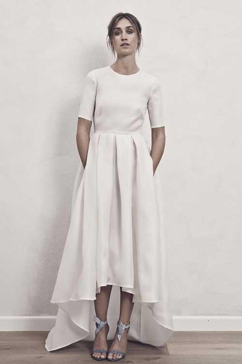 Maria Fekih Selma Wedding Dress