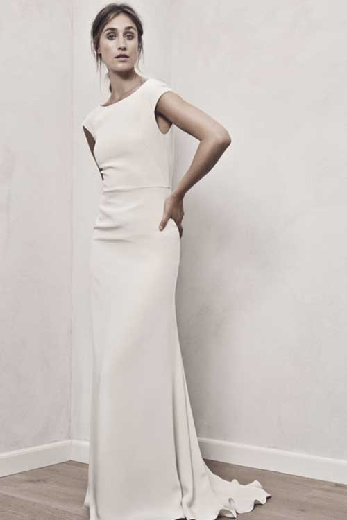 Maria Fekih Rigmor Wedding Dress