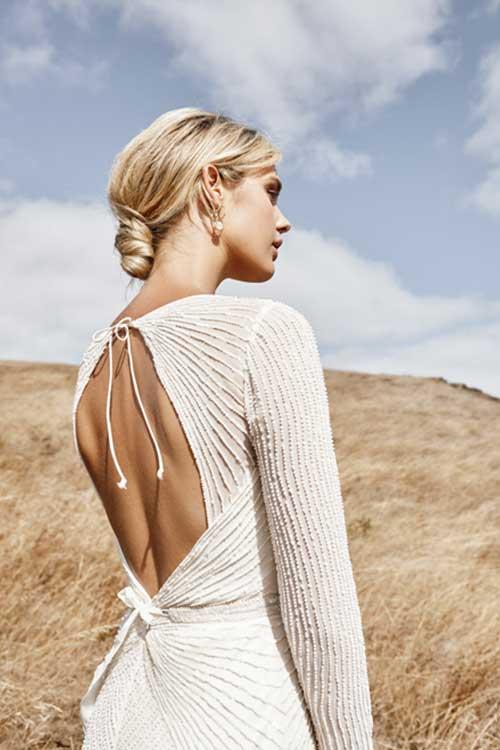 Karen Willis Holmes Sequin Cassie Dress