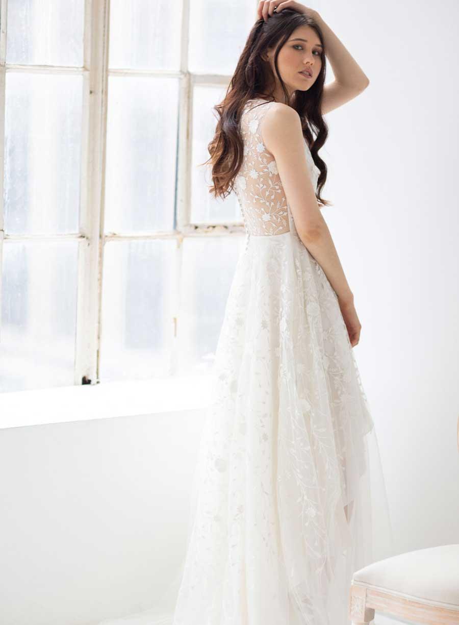 Tatyana Merenyuk Sanza Wedding Dress